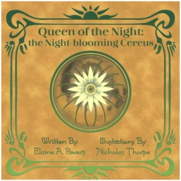 book cover for the Night-Blooming Cereus