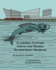 image of book cover with catfish and museum