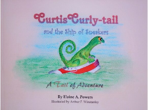 Adventure I Must! says Curtis Curly-tail