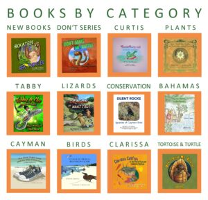 A collage of book covers indicating the categories of books at elaineapowers.com