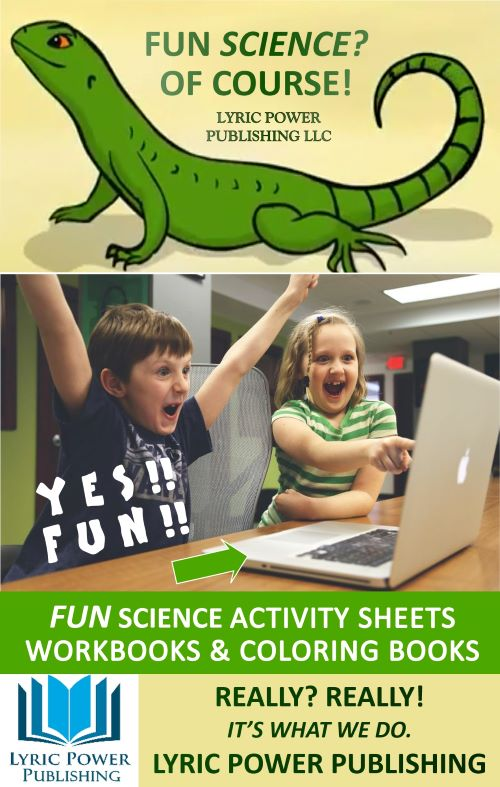 Homeschooling? Worried About Education? How About Supplementing with FUN Science Workbooks?