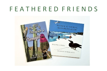 book covers birds