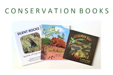 book covers conservation