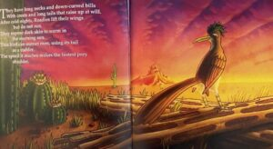 Photo of interior book page of Don't Make Me Fly