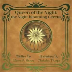 book cover Queen of the Night