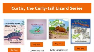 screenshot Curtis books