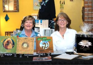 photo of Elaine A. Powers Book Signing